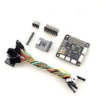 Deluxe Barometer/MAG PRO SP Racing F3 Flight Controller Integrate OSD with Protective Case for DIY FPV Multicopter