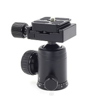 Xiletu T-0 Spherical Gimbal For Professional Tripod DSLR Camera Slide Track