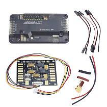 APM 2.8 APM2.8 RC Multicopter Flight Controller Board Compass & ESC Power Distribution Module BEC for FPV RC Drone