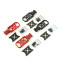 4pcs Dia 16mm Clamp Type Motor Mount Plate Holder As Tarot TL68B25 for 4-axle Aircraft RC Hexacopter DIY Copter Drone