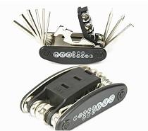 Creative 15 in 1 multifunction Repair maintenance tools Repair Tool Set for Bike Cycling Mountain Bike