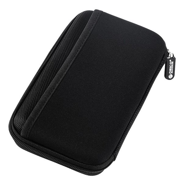 ORICO PHE-25 Portable Shockproof 2.5 Inch External Hard Drive Carrying Case Accessories Travel Organizer Storage Bag