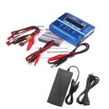 F00032/F00428 SKYRC iMAX B6 Mini 60w Lipo Balance Charger Discharger & 12V5A AC Power Adapter for RC Battery Helicopter