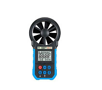 F11706 BSIDE Eam03 Professional Wind Anemometer+Amount of wind+Temperature+Humidity