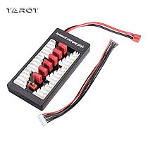 Tarot Para Board TL2715 Lipo Battery Balance Parallel Charger Charging Plate T Plug Pro Version For RC Camera Drone Spar