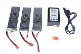 Outdoor Flying Necessary Parts:3300 Mah Lipo Battery IMAX RC B3 Pro Compact Balance Charger for Multi-axis Aircraft
