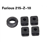 Walkera Furious 215-Z-10 Rubber mat for Walkera Furious 215 FPV Racing Drone Quadcopter Aircraft