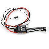 2 Pcs Hobbywing XRotor Pro 50A 4-6S Brushless speed controller ESC Multi-Rotor Aircaft For RC Drone Heli Aircraft