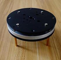 Metalen Circulaire Roterende Basis Camera Fotografie Turntable voor Standaard Servo