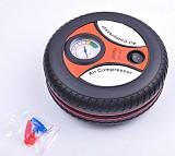 S00922 Portable Mini 12V Car Auto Tire Inflator Pump Electric Air Compressor by Cigarette Lighter Powered