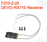 Walkera F210 RC Helicopter Quadcopter spare parts F210-Z-25 DEVO-RX713 Receiver