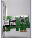 PCI-E PCI Express 10/100/1000M Gigabit Network Ethernet LAN Card