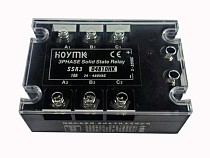 Hoymk SSR3-D4810HK 10A DC-AC SSR3 D4810HK 3 Phase Solid State Relay