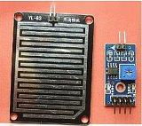 Raindrops Sensor Module Rain Detection Module Large Area Raindrops Weather Module