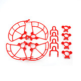 Propeller Guards Landing Gears 2in1 Set Blade Protection Cover for DJI Spark Drone Quadcopter