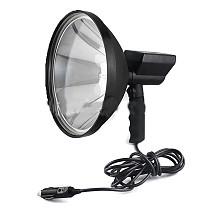 35W 9 Handheld HID Xenon Spotlight Lights Hunting Search Light Boat Fishing Lamp