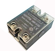 Hoymk AMR-10DD DC-DC 10A Actually 3-32V DC to 5-220V DC AMR 10DD Single Phase Solid State Relay