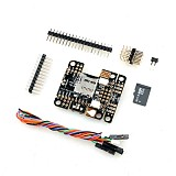 Super Mini SP Racing F3 Flight Controller 2-5s Built-in BEC w/ Compass & Barometer for DIY FPV Racing Drone Quadcopter