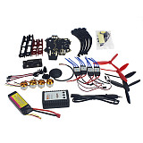 RC Drone Quadrocopter 4-axis Aircraft Kit Q330 Across Frame 6M GPS APM 2.8 Flight Control NoTransmitter
