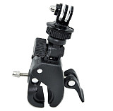 Fast Clip Release Bike Handbar Mount Dia 17-35MM Bar for Gopro HD Hero 3 2 1 SUPTig Camera DV GITUP GIT1 GIT2