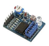 PCF8591 Module AD / DA Converter Module Measuring Temperature to Produce Variety of Waveform