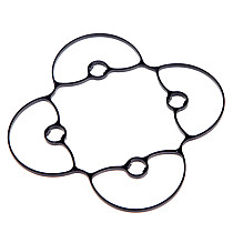 Toy Propeller Props Protection Guard Cover Black for Wltoys V272 V282 V292 Mini RC Quadcopter Drone