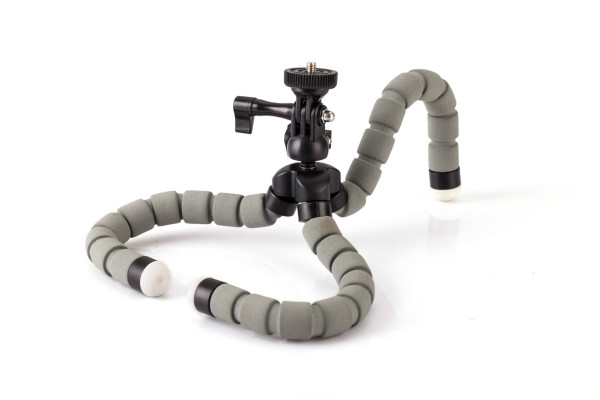 1pcs Flexible Camera Phone Holder Octopus Tripod Bracket Stand Mount Monopod Styling For Mobile Phone Camera Accessory