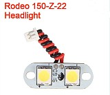 Original Walkera Rodeo 150-Z-22 Headlight for Walkera F150 Quadcopter F18111