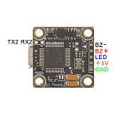 Teeny1S F3 16*16mm Betaflight STM32F3 OSD BEC Flight Control Board for RC Drone Quadcopter
