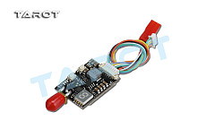 Tarot 5.8G 25/200/600MW 7086 48CH Image Wireless Video Transmission A/V TX TL300N6 for RC FPV Drone Quadcopter