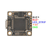 Teeny1S F4 Flight Controller Integrated OSD 5V Boost Module for Indoor Mini RC Drone Quadcopter