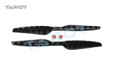 Tarot Extreme Series 1555 / 1865 Carbon Fiber Paddle TL2933 / TL2934 Propellers CW / CCW Special For Multi-axle Aircraft