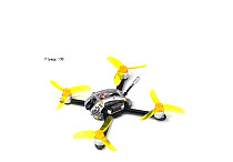 130 PNP Indoor FPV Racer Mini Brushless Drone  KINGKONG Fly Egg Quadcopter No Receiver RX