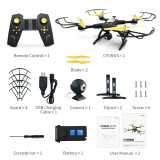 JJRC H39WH Foldable Altitude Hold WIFI FPV 720P Camera APP RC Drone Quadcopter