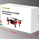 Landing Stabilizers Landing Gear Tripod for Spark Fast Installation Quick Release Drone Gimbal Protective Accessories F21731/3