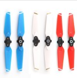 SUNNYLIFE 4730F Quick release Folding Portable CW CCW Propellers for Spark Drone Accessories Colorful Porps F21734/6