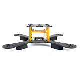 QWinOut 180mm Full Carbon Fiber 4-Axis Mini Quadcopter Frame Kit For FPV Racing