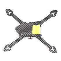 Bat-100 100MM Carbon Fiber Frame Kit X Shape for DIY Micro FPV Racing Quadcopter Drone