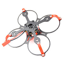 Eaglet-85 85MM Carbon Fiber DIY FPV Camera Micro Brushless Racing Quadcopter Drone with Frsky/Flysky/DSM-X WFLY RX Receiver