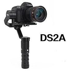 Beholder DS2A Handheld Gimbal Stabilizer 3-Axis Brushless Gimbal No Screen Blocking Design for DSLR Camera Support  Weight 1.8kg