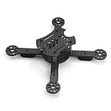 JMT X180 180mm Carbon Fiber Racing Drone Frame RC Quadcopter Super Light Mini DIY RC Racer Body Frame Kit