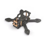 Toad 90 Full Carbon Fiber 2.5mm 90mm Wheelbase for DIY Brushless FPV RC Racing Drone Rack