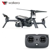 Walkera VITUS 320 Portable Folding Aircraft 5.8G Wifi FPV 3 Axis Gimbal 4K HD Camera RC Camera Drone Quadcopter