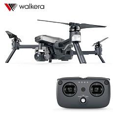 Walkera VITUS 320 Portable Folding Aircraft 5.8G Wifi FPV 3 Axis Gimbal 4K HD Camera RC Camera Drone Quadcopter