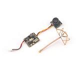 HC48E 5.8G 48CH 25mw 200mw Switchable VTX Integrated 600tvl FPV Camera 2s-4s