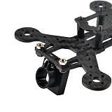 JMT Toad 85 Full Carbon Fiber Frame 2mm 85mm Wheelbase for DIY Brushless FPV Racing Drone Rack