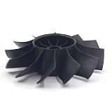 QX-MOTOR 70mm 12 Blades Ducted Fan 4S Drive Accessories for RC Drone Brushless Motor