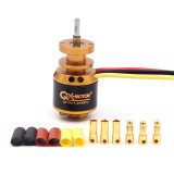QX-MOTOR QF2611 3500KV /4500KV Brushless Motor 55mm/64mm Ducted Fan Jet EDF 3-4S Lipo for RC Airplanes