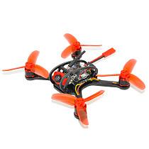 JMT Leader-120 120mm Carbon Fiber DIY Mini FPV Racing Quadcopter Drone Camera OSD F3 Brushless BNF Combo Set
