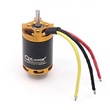QX QF2827 3800KV Brushless Motor 80A for 70mm Fan 6 Blades EDF Unit RC Airplane QX-Motor
